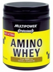 Amino Whey Tablets