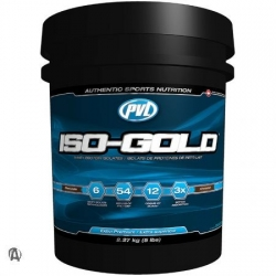 PVL ESSENTIALS ISO Gold