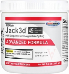 Jack 3d Advanced Formula
