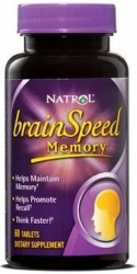 BrainSpeedTM Memory