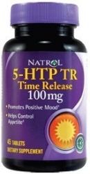 5-HTP 100 mg Time Release