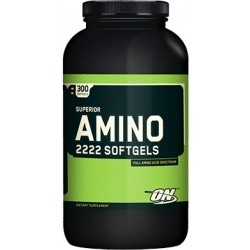 Amino 2222 Softgels